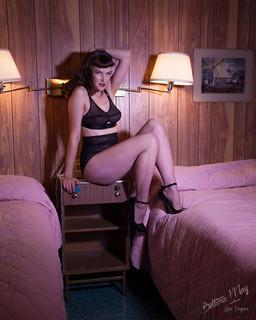 Pink Motel - 8x10