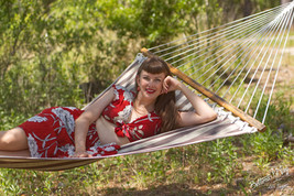 Bettina May in Hammock Heat