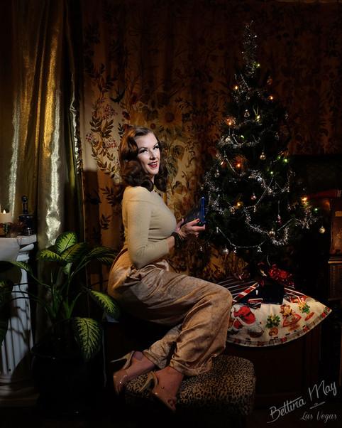 Bettina May's Christmas Tree