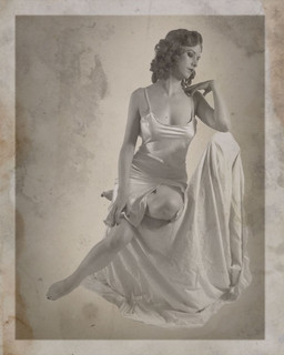 Classic Pin-Up - 8x10