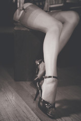 Legs Postcard