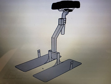 Portable Seat Attachment for PT60X