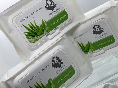 Aloe Make up Remover Wipes