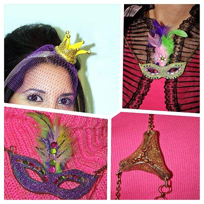 Purim fun accessories
