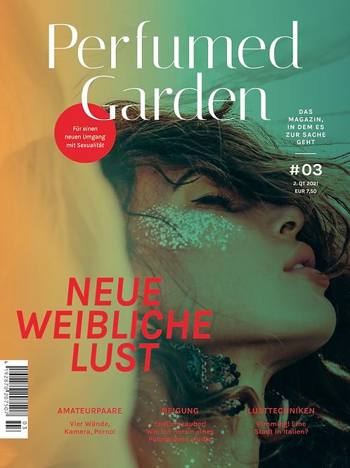Perfumed Garden #03 Einzelausgabe