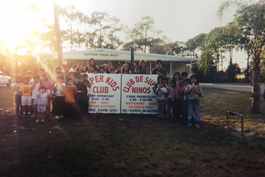 Super Kids Club Rosemary