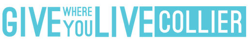 Give Where You Live Collier Logo