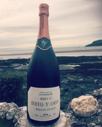 Rupert Forsythe Bespoke Champagne