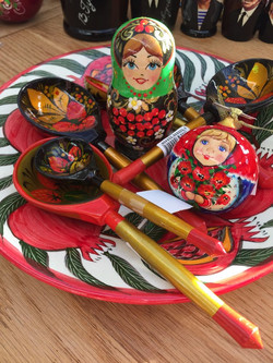 Russian dolls & gifts