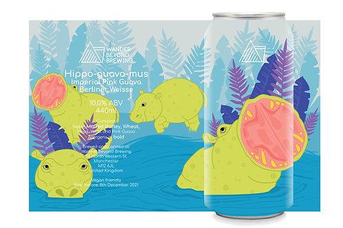 Hippo-guava-mus