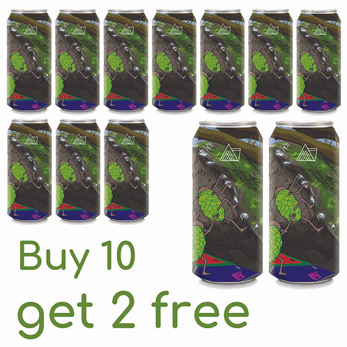 Buy 10 get 2 free Sleepy Hollow Cans