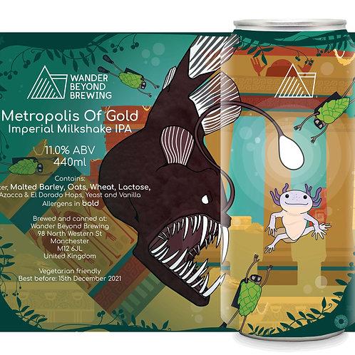 Metropolis Of Gold