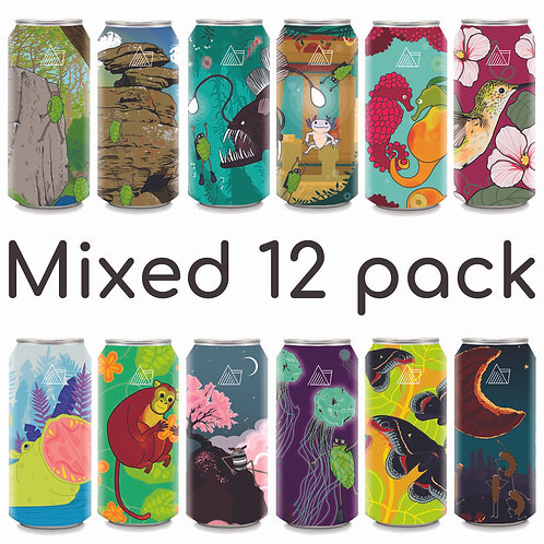 Mixed 12 Pack