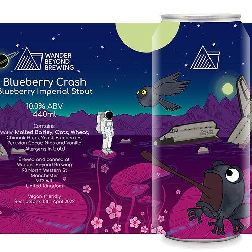 Blueberry Crash