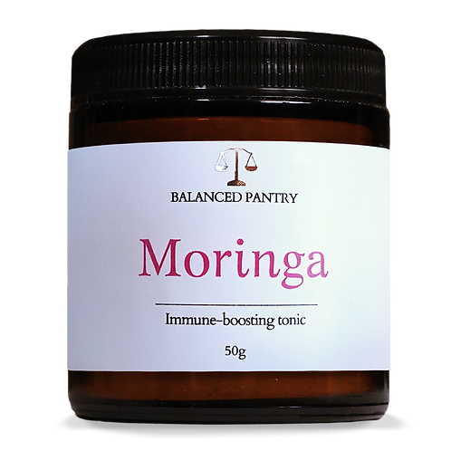 MORINGA (immune-boosting tonic)