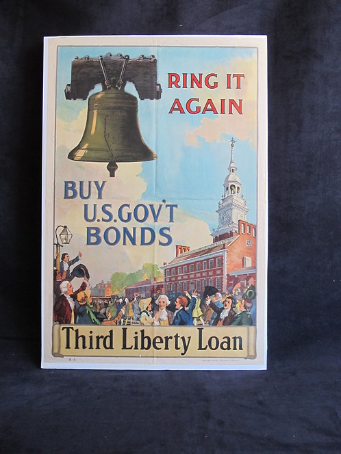 Ring it again, BUY A UNITED STATES GOVERNMENT BOND