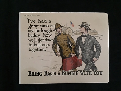 BRING BACK A 'BUNKIE' WITH YOU
