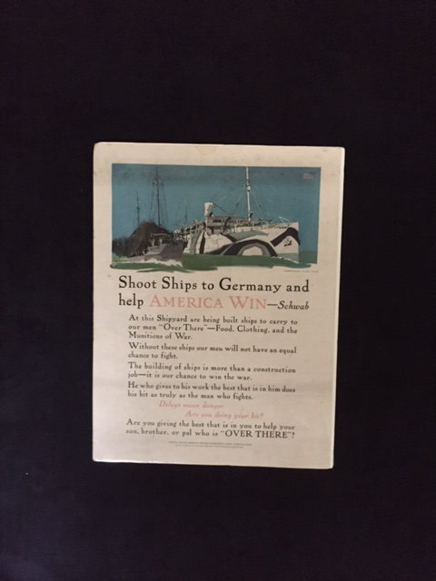 SOLD: Shoot Ships to Germany and help AMERICA WIN