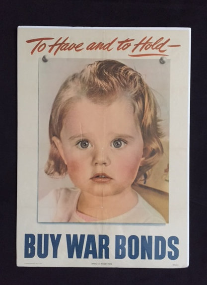 To Have and to Hold—BUY WAR BONDS