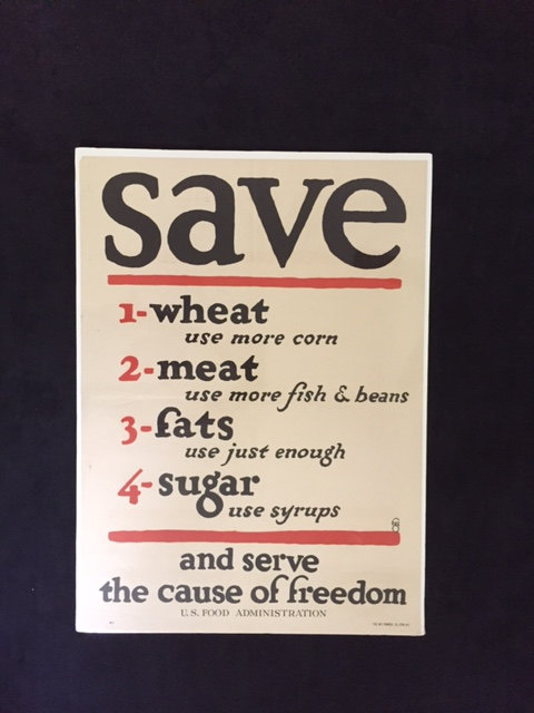 SAVE and serve the cause of freedom