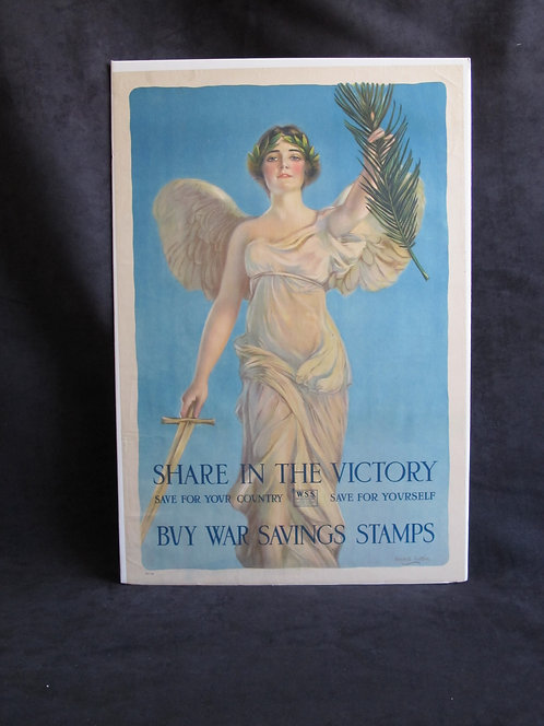 SOLD: SHARE IN THE VICTORY, SAVE FOR YOUR COUNTRY