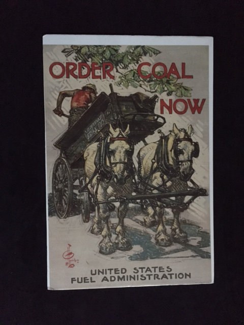 SOLD: ORDER COAL NOW