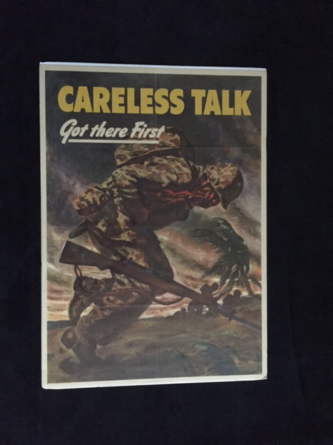 SOLD: CARELESS TALK Got There First