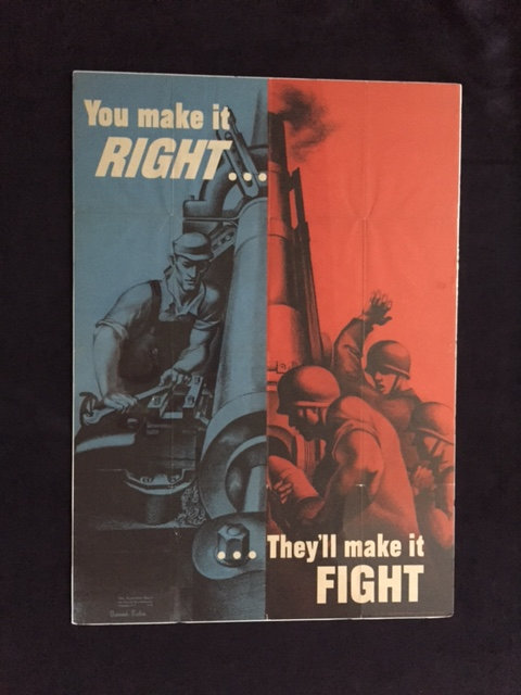 You make it RIGHT…They'll make it FIGHT