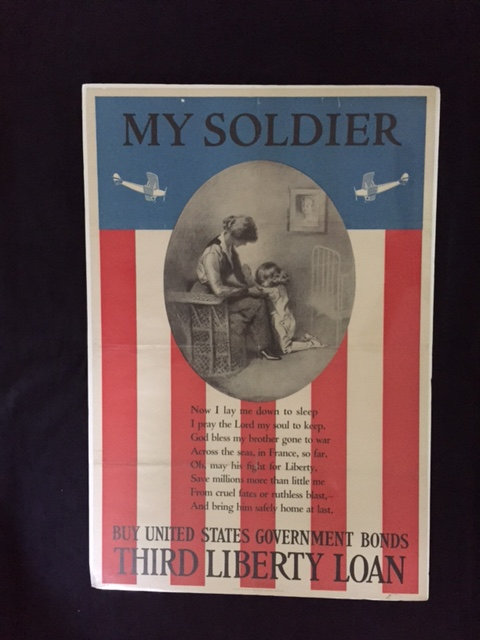 SOLD: MY SOLDIER