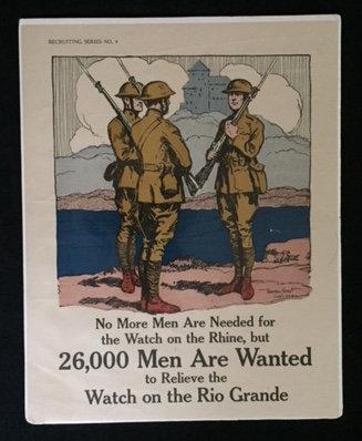 26,000 MEN ARE NEEDED
