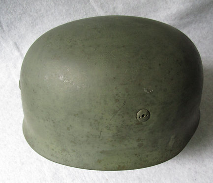 SOLD: GERMAN WWII PARATROOPER'S HELMET
