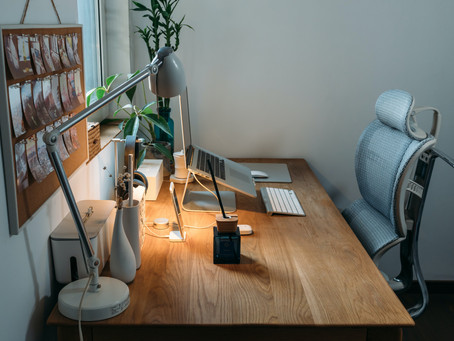 Essentials of an ergonomic workplace: coming soon