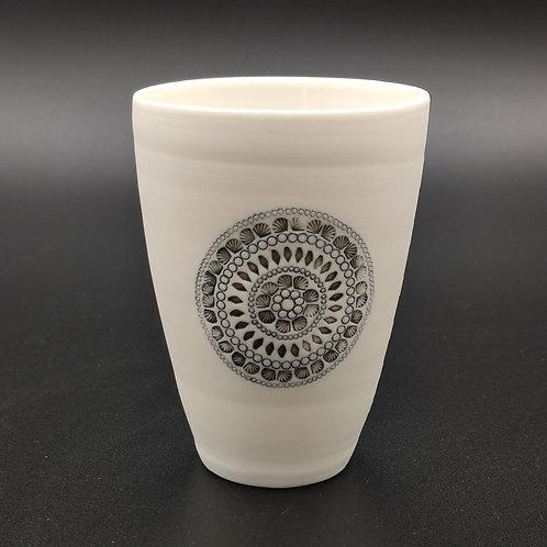"Tasse ""T11"" Porcelaine"