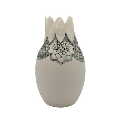 """Sculpture Porcelaine """"ANI"""" Collection """"Divinité"""""""