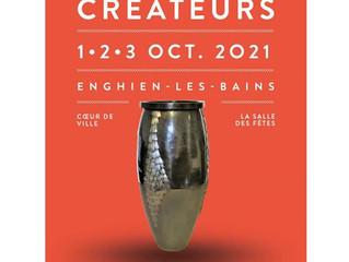 Les Créateurs 1.2.3 octobre 2021 Enghien Les Bains (région parisienne)