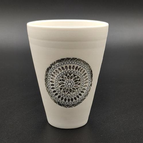 "Tasse ""T2"" Porcelaine"