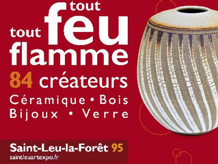 Tout Feu Tout  flamme 2019 / Saint-Leu-la-Forêt 95 / 17,18 et 19 mai 2019