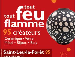 Tout Feu Tout Flamme 2017, les 20 et 21 mai / Saint Leu La Fôret (95)