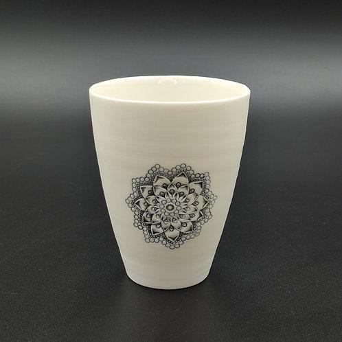 "Tasse ""T8"" Porcelaine"