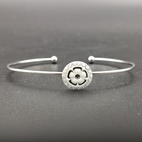 """Bracelet """"Florence 4"""" Porcelaine"""