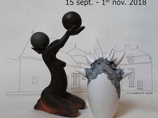 """Exposition d'automne """" D'ici et d'ailleurs"""" / Du 15 septembre au 1er novembre"""