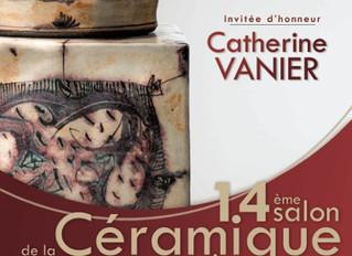 Salon de la Céramique contemporaine en Normandie / 3 au 6 Octobre 2019
