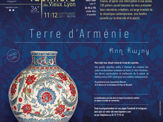 Les tupiniers du Vieux Lyon 11 et 12 septembre
