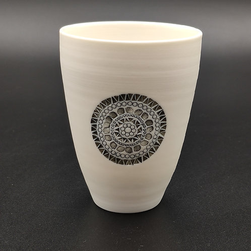 "Tasse ""T15"" Porcelaine"