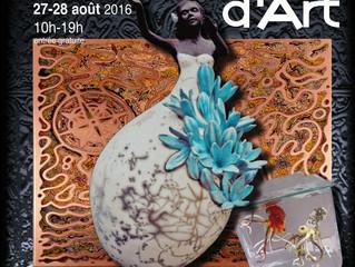 Solidor Métiers d'Art, 13e édition 27 et 28 août / Saint - Malo