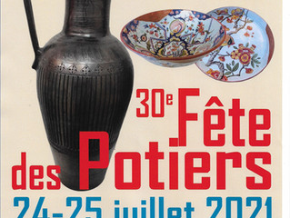 Fête des potiers de Moulins La Marche 24 et 25 juillet
