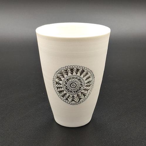 "Tasse ""T1"" Porcelaine"
