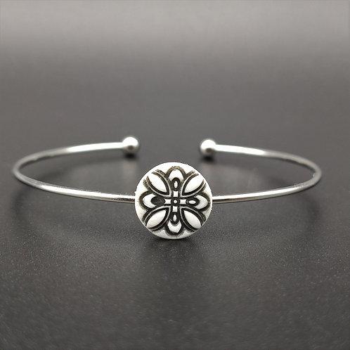 "Bracelet Porcelaine            Collection ""Milan"""