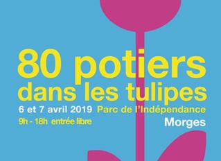 Week-End de la Céramique / 6 - 7 avril 2019 / Morges (Suisse)