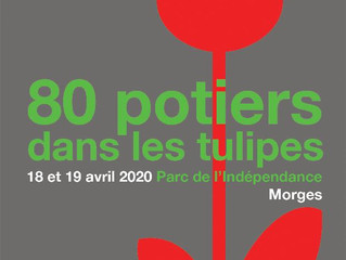 Annulé / Morges - Suisse / 18 et 19 Avril  Week-end de la Céramique. ( raison : C-19 )